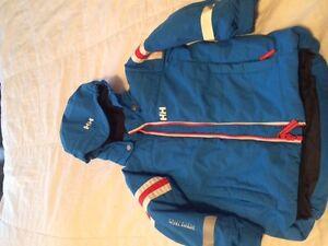 Boys Helly Hansen winter Jacket