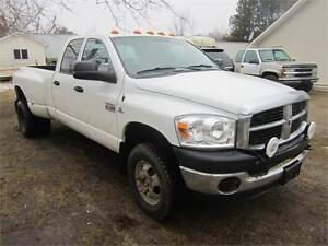 2007 Dodge Ram 3500 5.9 Cummins ((( 6 Speed Manual )))