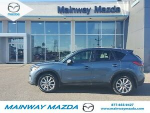 2015 Mazda CX-5 GT 4dr All-wheel Drive TECH