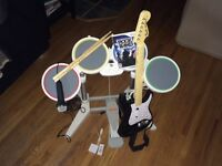 Rock band for we with all accessories