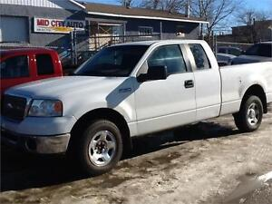 GREAT WORK TRUCK!!  2008 FORD F150 4X4 $3500 FIRM 1931 SK AVE