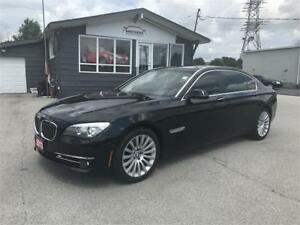 2013 BMW 7 Series 740Li xDrive|CPO|NAV|CAM|PANO|NO ACCIDENTS