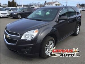 Chevrolet Equinox LS AWD A/C MAGS Bluetooth 2013