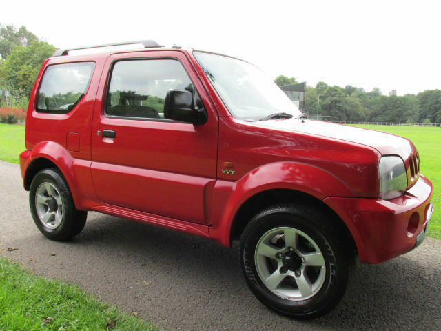 2006 (06) Suzuki Jimny 1.3 JLX ***FINANCE ARRANGED***