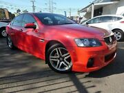 2011 Holden Commodore VE II MY12 SV6 6 Speed Automatic Sedan North St Marys Penrith Area Preview