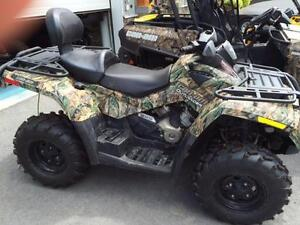 2008 Can Am Outlander 800 MAX XT