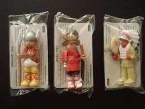 Mondotime Figurines - 19 Pieces - Brand new Como South Perth Area Preview