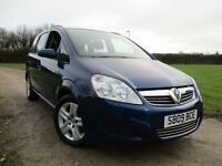 Vauxhall Zafira 1.6i 16v 115 Exclusiv