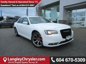 2015 Chrysler 300 S <B>*NAVIGATION*8.4 TOUCHSCREEN*REMOTE STA...