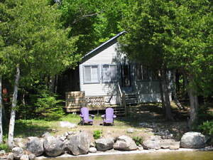 water front cottage for rent available Oct 12 to Nov 14