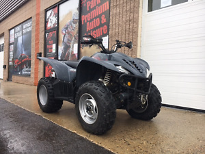 Mint condition 2007 Yamaha Wolverine 450 4x4  for $59 bi-weekly!