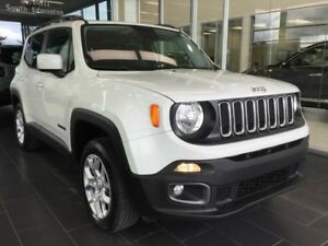 2016 Jeep Renegade NORTH, 4WD, ACCIDENT FREE