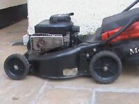 Wanted , Broken or not working Petrol mowers .