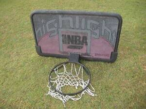 Spalding Basket Ball Hoop and Backboard $18 Albion Brisbane North East Preview