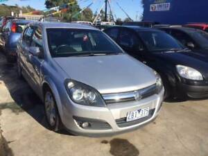 2007 Holden Astra Hatchback West Footscray Maribyrnong Area Preview