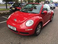 2008 Volkswagen Beetle 1.4 Luna Only 48K