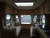Winter Price Drop - You Save £'sss. 2012 Elddis Odyssey. AsNew!! SAVE £1000 - Yes Chilled by £1000!