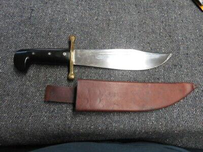 WWII US GI V-44 SURVIVAL KNIFE-CASE XX-ORIGINAL-EXCELLENT