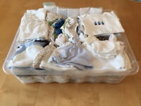 Baby boy clothing bundle 0-3 months