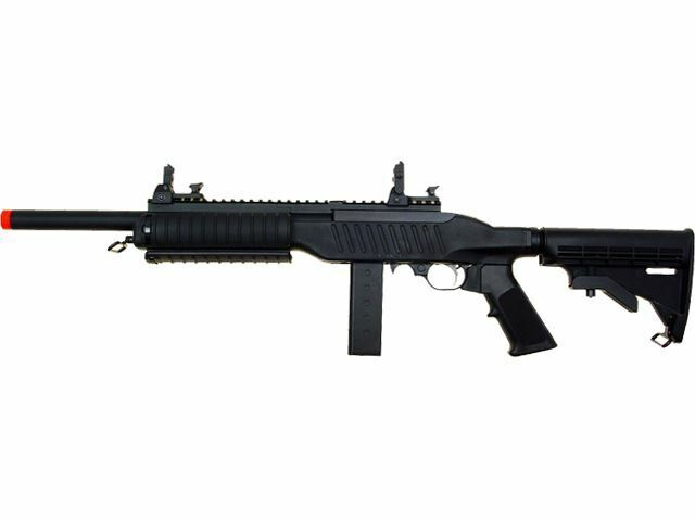 KJW KC-02 V2 Tactical Carbine GBB Airsoft Rifle Toy