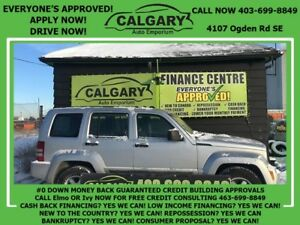 2011 Jeep Liberty Sport 4X 4 *$28 DOWN EVERYONE APPROVED*