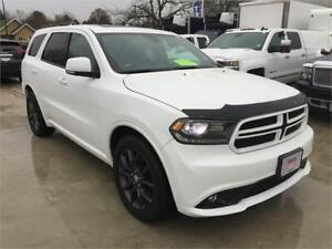 2017 Dodge Durango R/T HEMI LOCAL LOW KMS