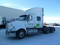 2012 International ProStar, Used Sleeper Tractor