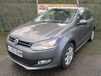 Volkswagen Polo 1.2 Match Edition TDi 5DR (grey) 2013
