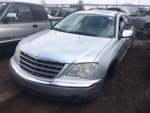 2007 Chrysler Pacifica just in for parts at Pic N Save!