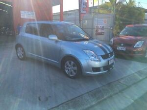 2008 Suzuki Swift RS415 Z Series Blue 5 Speed Manual Hatchback Clontarf Redcliffe Area Preview