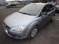 LHD 2005 Ford Focus 1.6 Petrol Automatic 5Door UK REGISTERED