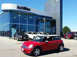 2008 MINI Cooper Hardtop Classic, Manual, Pano Roof
