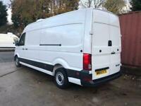 Brand New 70 Plate MAN TGE 3.140 L3 H2 Fridge Van/ Chiller Van Long Wheelbase