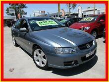 2006 Holden Commodore VZ MY06 SVZ Grey 4 Speed Automatic Sedan North Parramatta Parramatta Area Preview