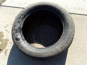 1 Michelin All Season Tire 225/55/17
