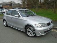 2005 55 BMW 1 SERIES 2.0 120D SE 5D AUTO 161 BHP DIESEL