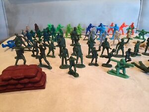 Toy Plastic Soldiers