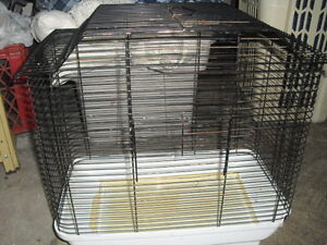 Lots of Bird and small rodent cages