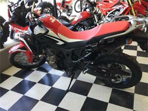 2017 Africa Twin Automatic