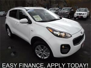 2017 Kia Sportage LX!! AWD!! HEATED SEATS!! BLUETOOTH!!