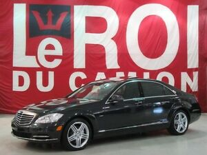 Mercedes-Benz Classe-S S350 BlueTEC 4MATIC LWB 2012