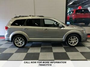 2017 Dodge Journey AWD GT, Leather, Back up Camera, 3rd Row Seat