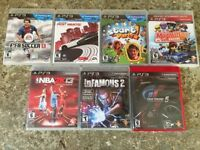 7 Playstation 3 Games for $30 FIRM