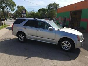 2006/Cadillac SRX All Option Safety E test $4444+hst