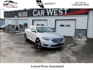 2015 Ford Taurus SEL | HEATED SEATS REMOTE START | PUSH BUTTON S