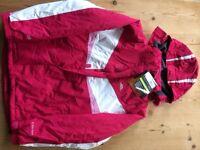Trespass girl's ski jacket age 13/14 - brand new. REDUCED TO £15.