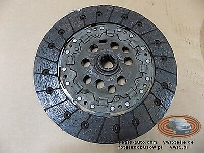 AUDI VW SEAT SKODA CLUTCH FRICTION DISC PLATE GENUINE 8,5MM