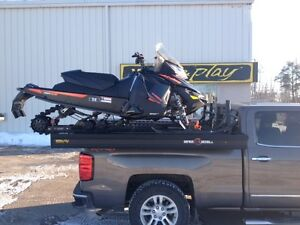Armor Truck Deck for 2 Snowmobiles