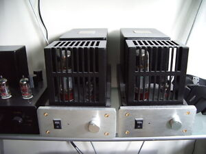 HALO SPM8 8W Single End Triode (SET) Mono Blocks (ASL)