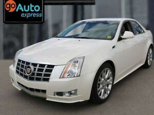 2012 Cadillac CTS Sedan PREM, NAV, POWER WINDOWS/LOCKS, HEATED/C